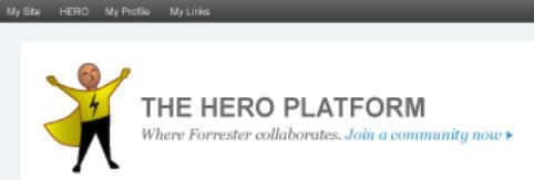 Hero platform